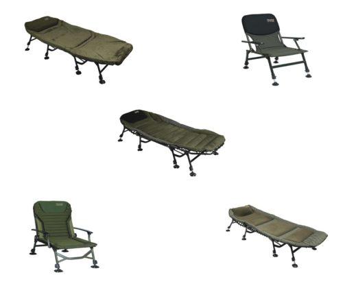 Ліжка та крісла